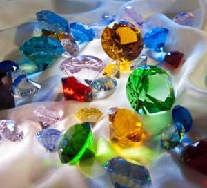 Кристалы в фэн-шуй