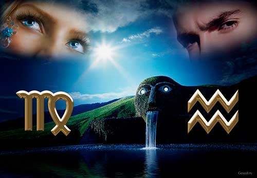 Дева и Водолей - совместимость знаков