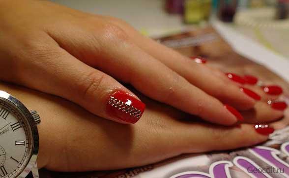 По феншую покраска ногтей
