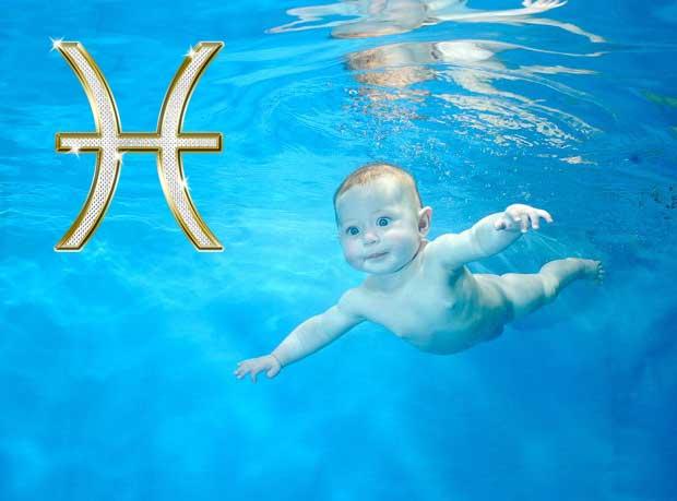 ребенок зачатый под знаком рыб