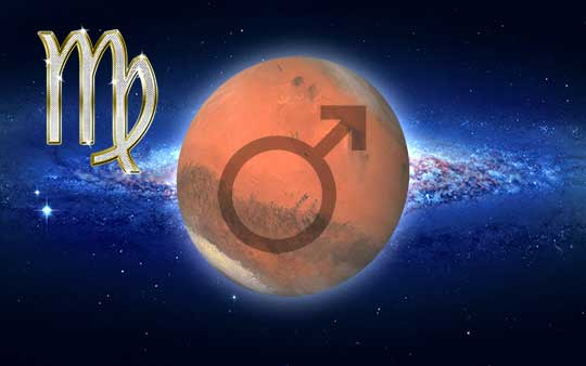 Марс в знаке Девы