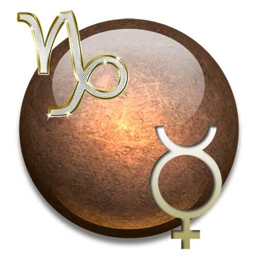 Меркурий в знаке Козерога