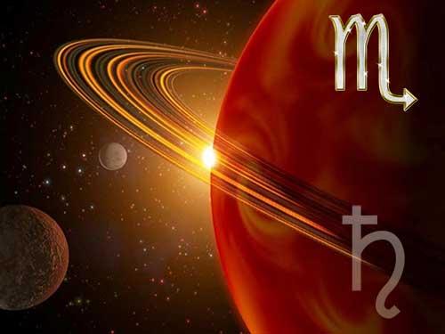 Сатурн в знаке Скорпиона