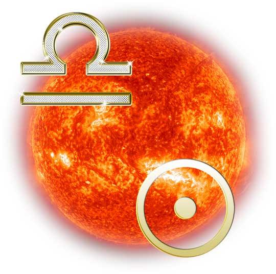 Солнце в знаке Весы