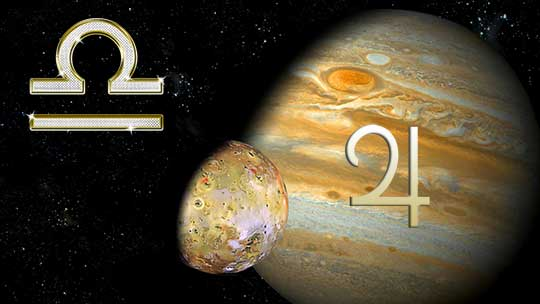 Юпитер в знаке Весов