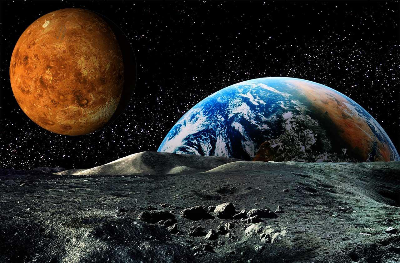 Секстиль луны и меркурия