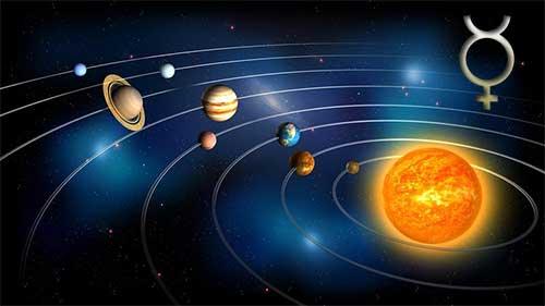 Секстиль Меркурий – Юпитер