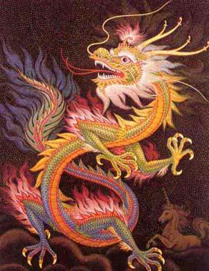 ДРАКОН ЗНАК ЗОДИАКА китайский гороскоп