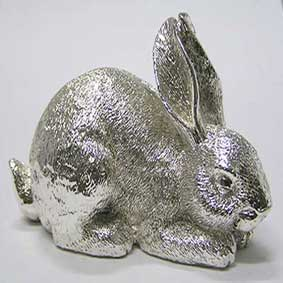 Кролик (Заяц)- стихии металла