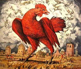 Знак Огненного Петуха