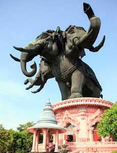 Слоны по фен-шуй