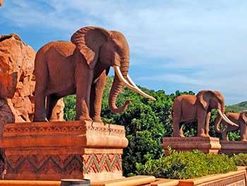 Слоны по фэн-шуй