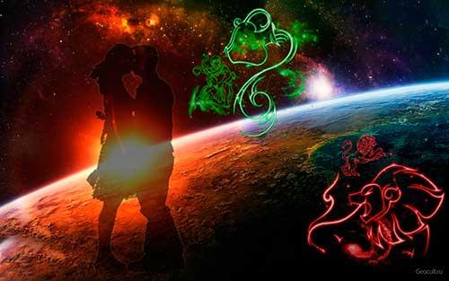 Водолей и Лев - совместимость знаков