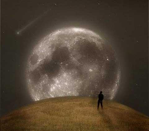 Растущая (молодая) Луна