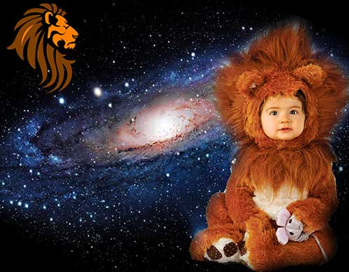 Лев - ребенок