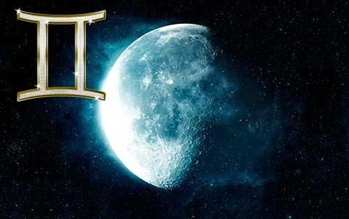 Луна в знаке Близнецов