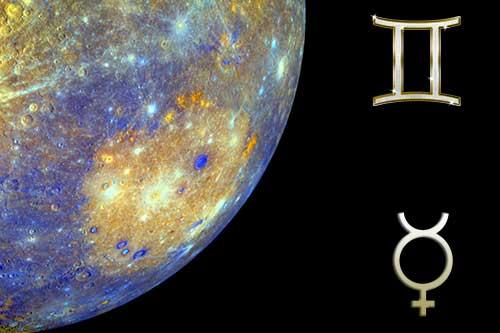 Меркурий в знаке Близнецов
