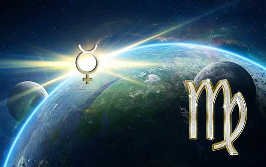 Меркурий в знаке Девы