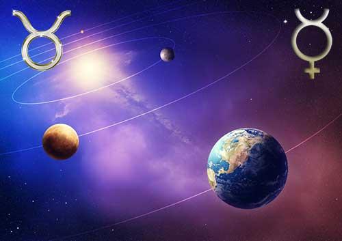 Меркурий в знаке Тельца