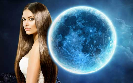 лунный календарь ухода за волосами