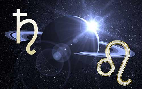 Сатурн в знаке Льва