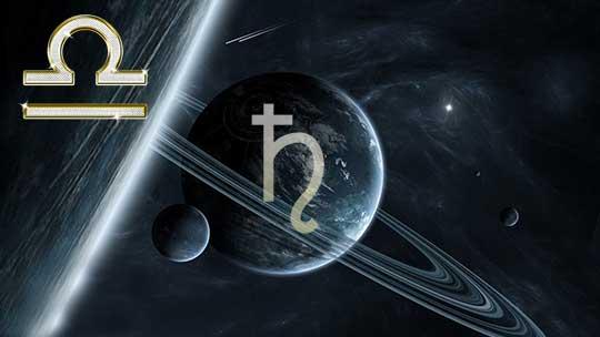Сатурн в знаке Весов