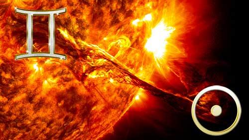 Солнце в знаке Близнецов
