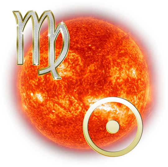 Солнце в знаке Девы