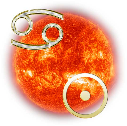 Солнце в знаке Рака