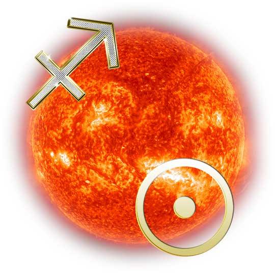 Солнце в знаке Стрельца