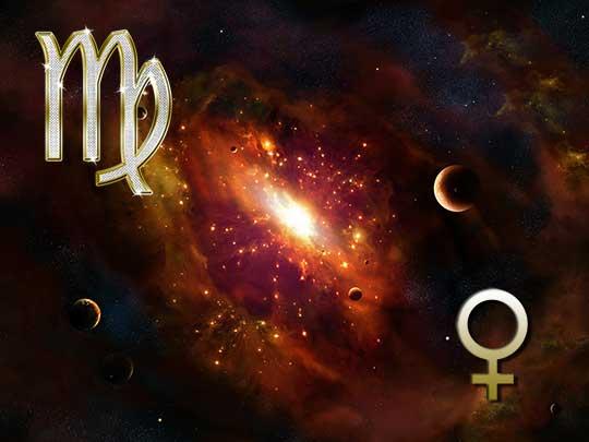 Венера в Деве