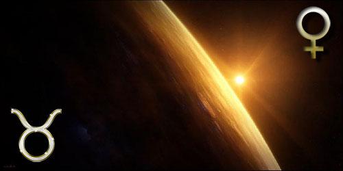Венера в знаке Тельца