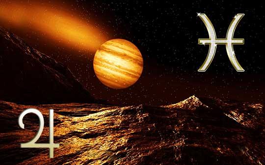Юпитер в знаке Рыбы