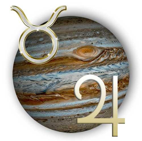 Юпитер в знаке Тельца