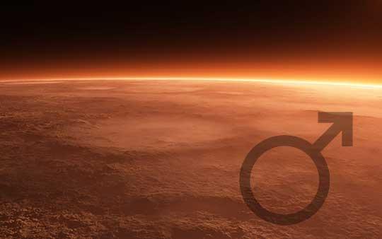 Аспекты Марса и Асцендента
