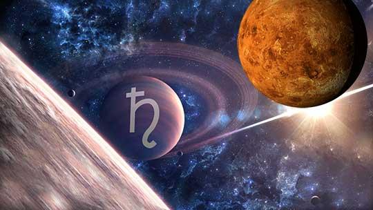Аспекты Марса и Сатурна