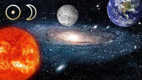 Планеты в пятом доме
