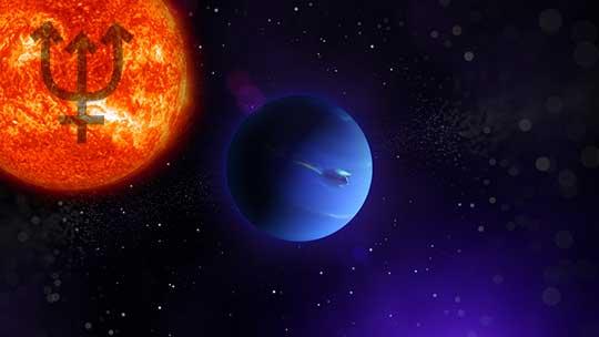 Аспекты Венеры и Нептуна