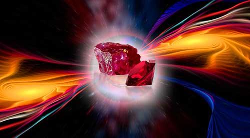 Рубин - магические свойства камня
