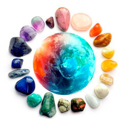 Камни по Натальной карте