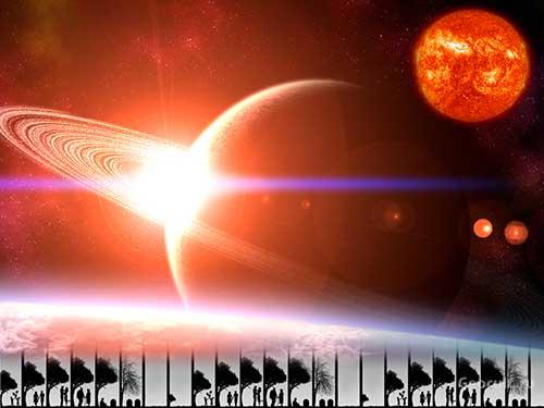 Квадратура Солнце – Сатурн