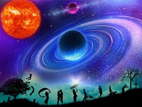 Соединение Юпитер - Плутон
