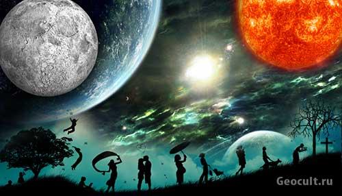 Оппозиция Луна – Меркурий