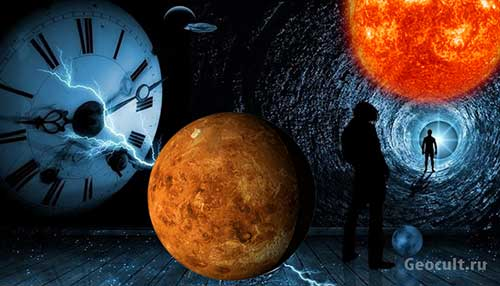 Квадратура Солнце – Марс
