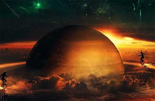 Тригон Луна – Меркурий