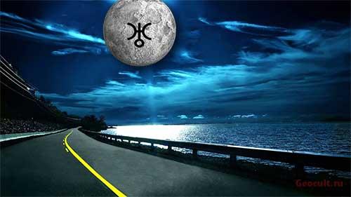 Тригон Луна – Уран