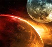 Оппозиция Луна – Юпитер