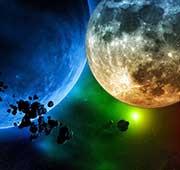 Секстиль Луна – Уран