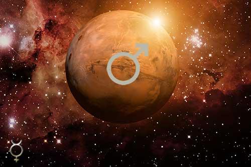 Тригон Меркурий – Марс