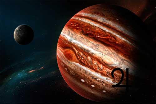 Квадрат Меркурий – Юпитер